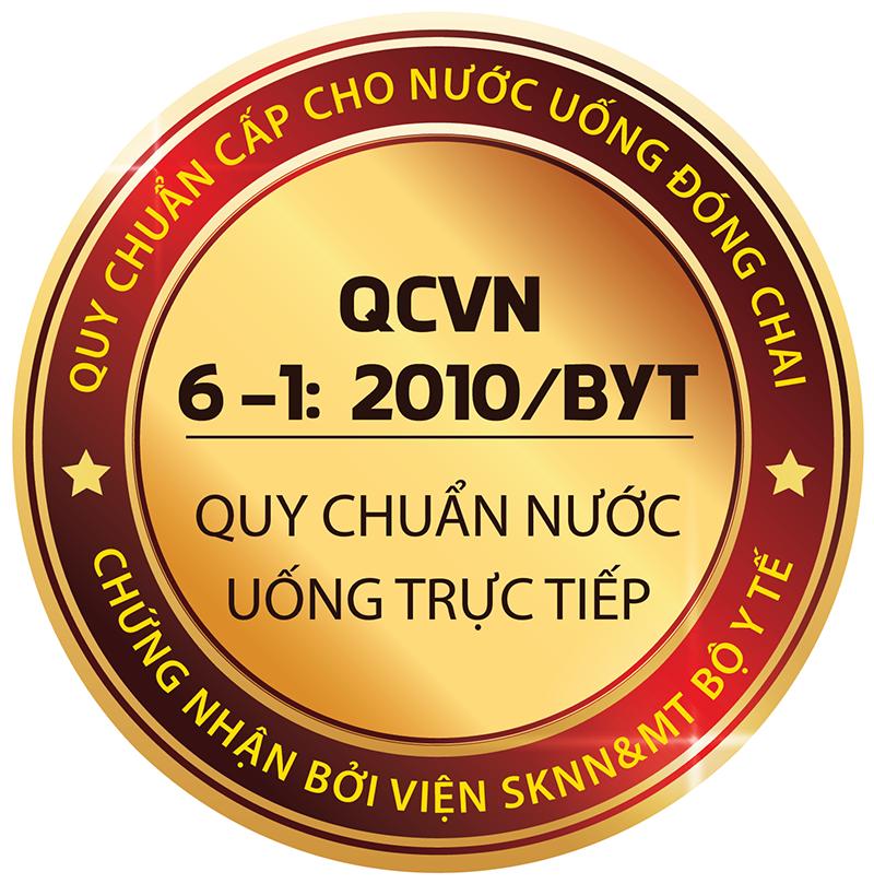 Chứng nhận tiêu chuẩn QCVN